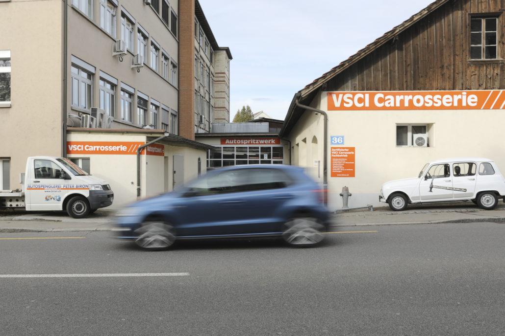 Carrosserie Betrieb Zürich