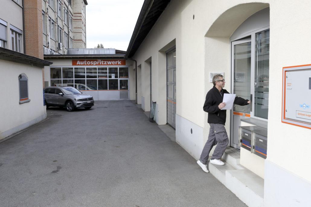 Autospritzwerk Zürich
